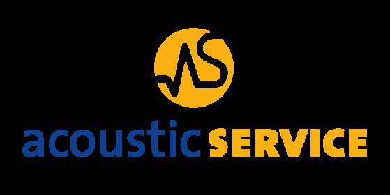 Logo von acoustic service