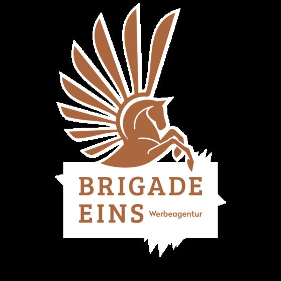 Logo der Brigade Eins Werbeagentur aus Hannover